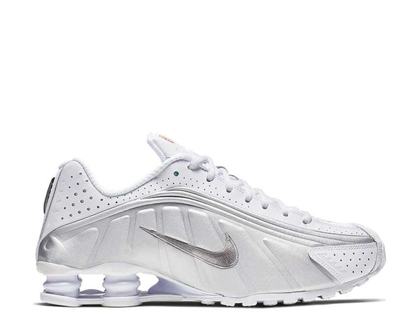 los angeles 306d8 fa0a7 Nike Shox R4 White 104265-131 - Buy Online - NOIRFONCE