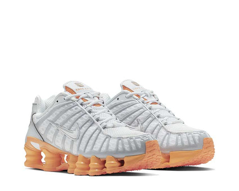 Nike Shox TL Fuel Orange