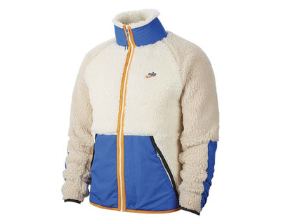 Nike Sportswear Jacket Sail Game Royal Desert Sand BV3720-133