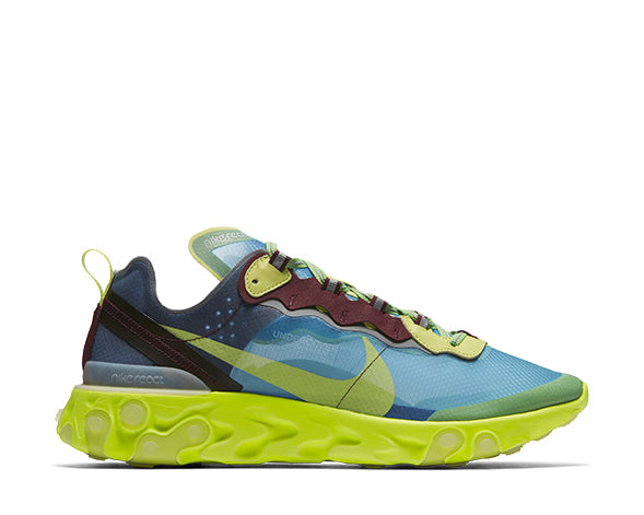 Nike x Undercover React Element 87 Lakeside BQ2718-400