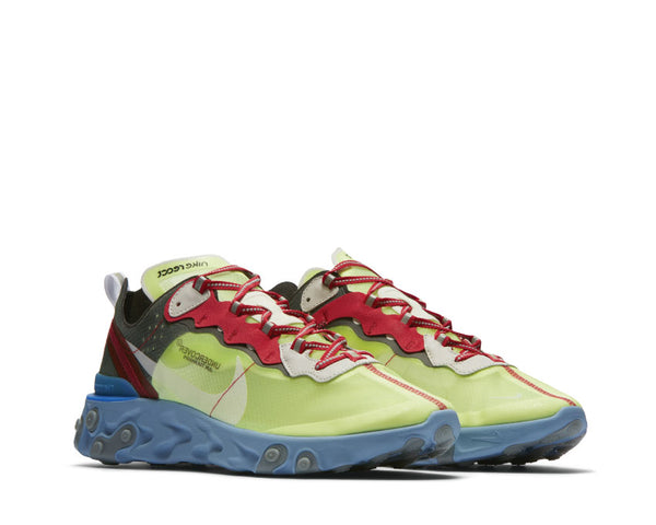 new product dc20a b3522 Nike x Undercover React Element 87 Volt   Red BQ2718-700 - NOIRFONCE