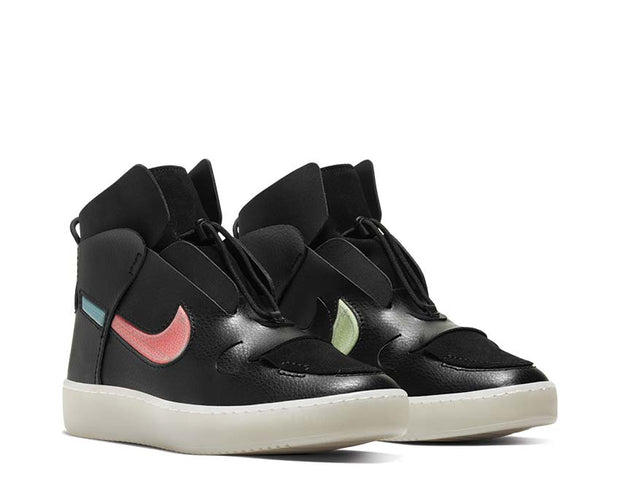Nike Vandalised Black / Bright Crimson - Off Noir CI7594-001