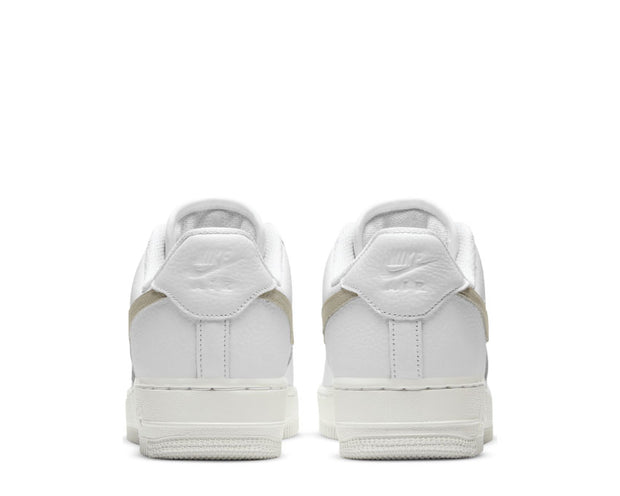 Nike Wmns Air Force 1 '07 Summit White / White - Solar Flare - Starfish DC1162-100