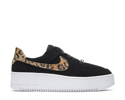 Nike W Air Force 1 Sage Low Black CQ7511-171