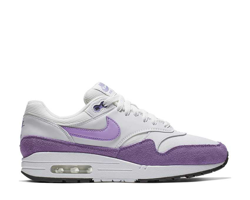 Nike W Air Max 1 Summit White Atomic Violet Black 319986-118