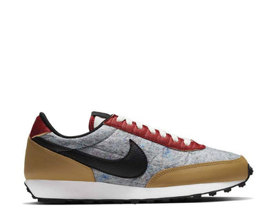 Nike W Daybreak QS Gold Suede / Black - University Red - Sail CQ7619-700