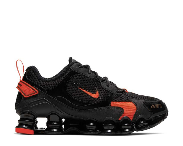 Nike W Shox TL Nova SP Black / Metallic Field - Hyper Crimson CK2085-001