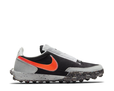 Nike Waffle Racer Crater Foam Summit White / Hyper Crimson - Photon Dust CT1983-101