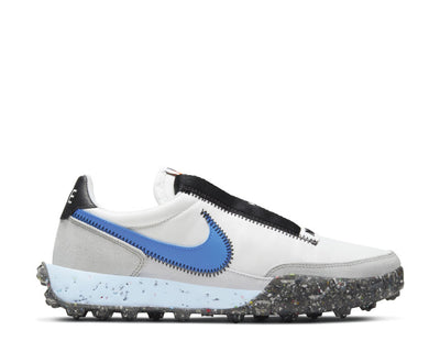 Nike Waffle Racer Crater Foam Summit White / Photo Blue - Photon Dust CT1983-100