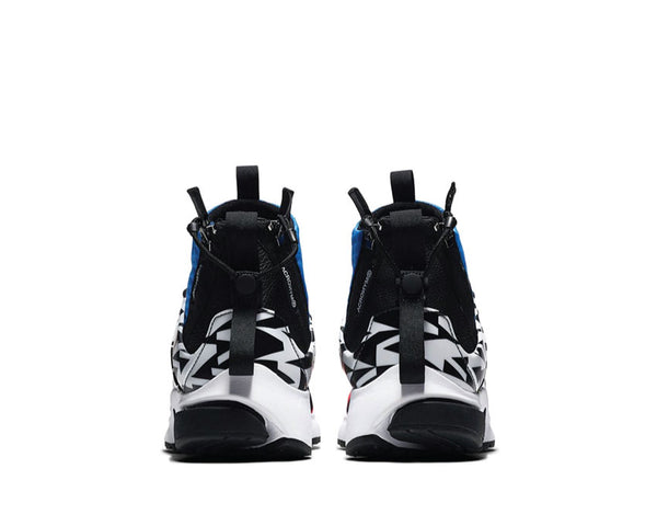 best service cf839 3d625 ... Nike Acronym Air Presto Mid Racer Pink Black Photo Blue White AH7832 600