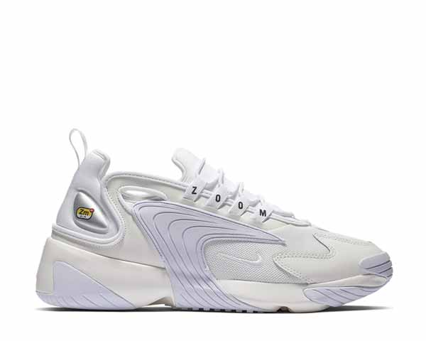 Nike Zoom 2K Sail White Black AO0269-100