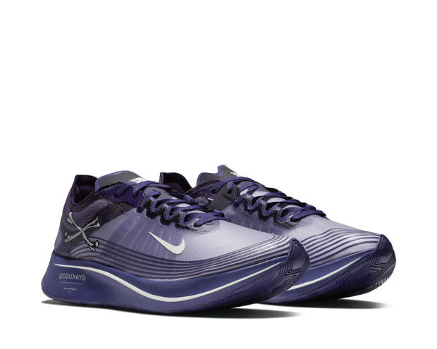 Nike Zoom Fly Gyakusou Ink Sail Dark Grey Black AR4349-500