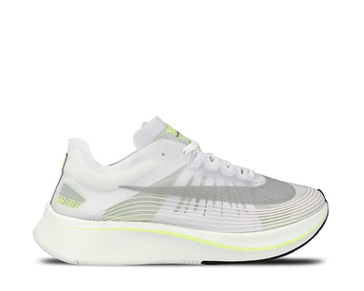 Nike Zoom Fly SP White Volt AJ9282-107