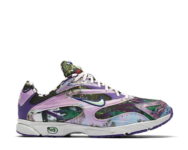 cheap for discount 850d1 c1f23 Nike Zoom Streak Spectrum Plus Premium Court Purple LT Poison Green  AR1533-500 ...