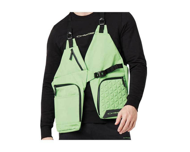 Oakley Body Bag Vest Bag Laser Green 921603-73E