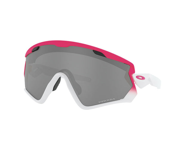 Oakley Wind Jacket 2.0 Glasses Red Fade