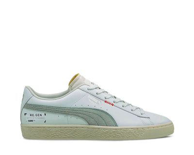 Puma Basket Classic XXI Re.Gen White 382313-01