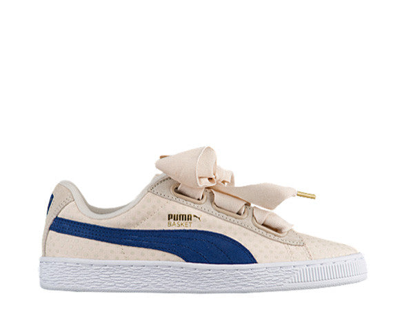 Puma Basket Heart Denim Oatmeal NOIRFONCE Sneakers 59511d0db