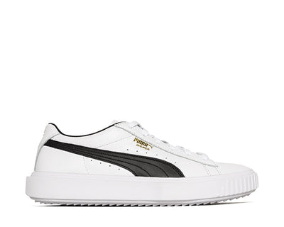 Puma Breaker Leather White 366078-02