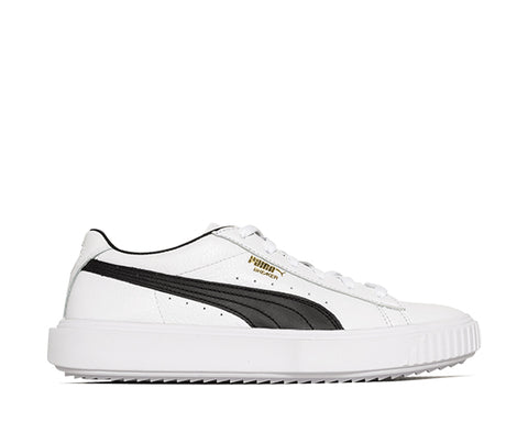 Puma Breaker Leather White