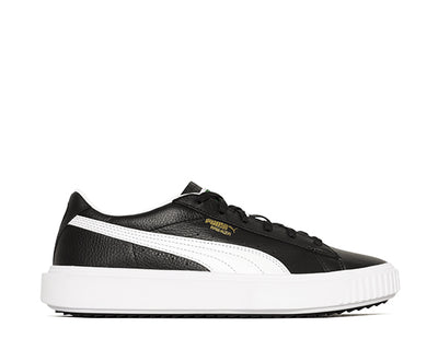 Puma Breaker Leather Black 366078-01