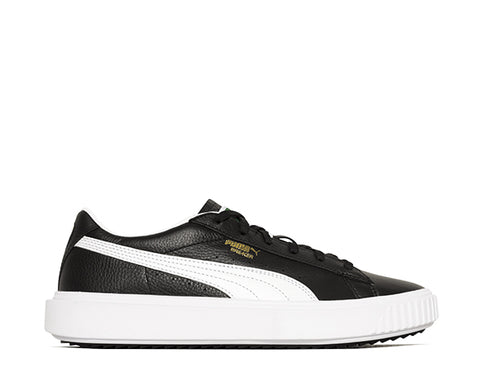 Puma Breaker Leather Black