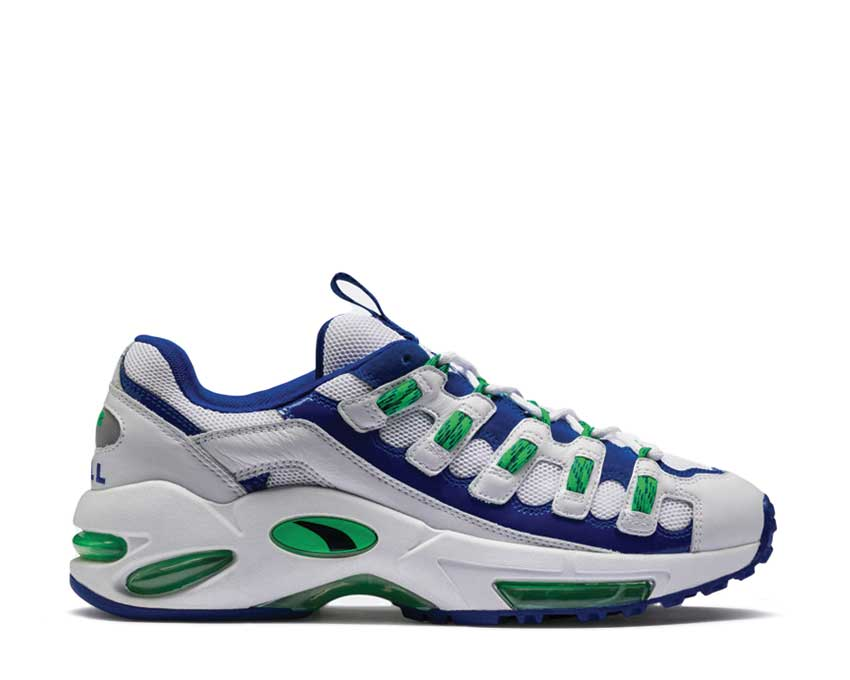 "Puma Cell Endura ""Patent 98"" White Andean Toucan 369633 01"