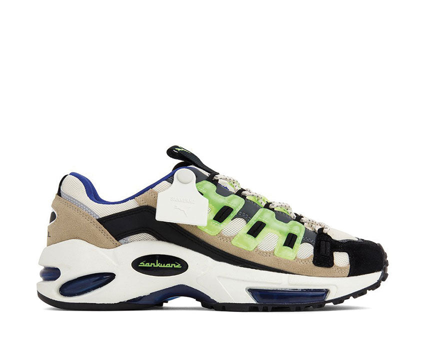 Puma Cell Endura SANKUANZ Cloud Cream Green Gecko 369611 01