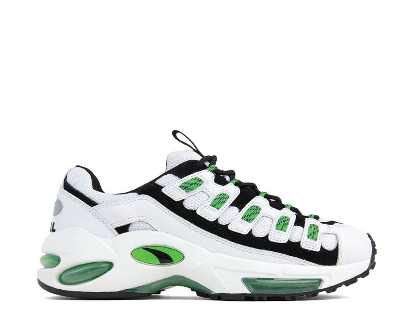 Puma Cell Endura White Classic Green 369357 01