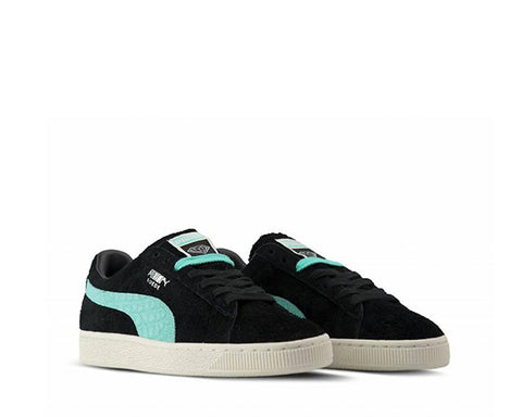 Puma x Diamond Suede Black Blue