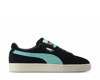 Puma Diamond Suede Black Blue 365650 01