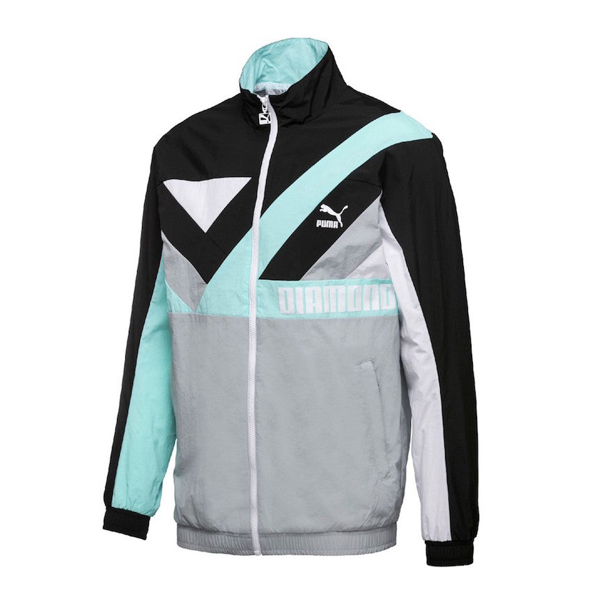 Puma x Diamond Wind Jacket Black 575353-01
