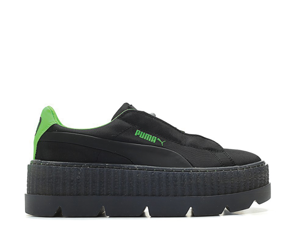 buy popular bce8c 8ba57 Puma x Fenty Cleated Creeper Surf Black