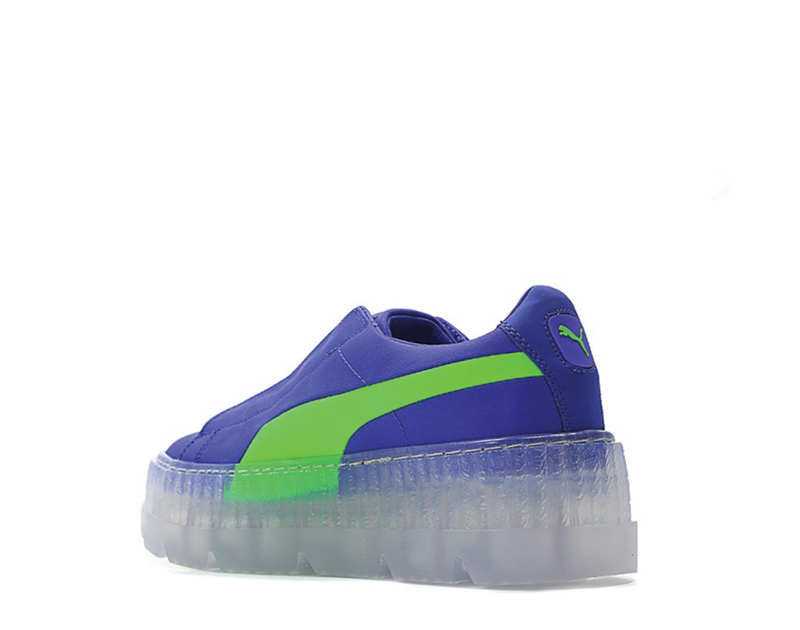 best website 468c3 509d1 Puma x Fenty Cleated Creeper Surf Blue