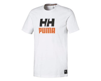 Puma Helly Hansen Tee White 597085 02