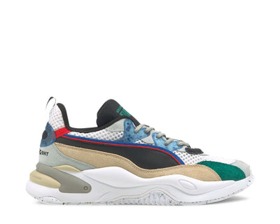 Puma RS-2K HF The Hundreds White Asparagus - Black 373724 01