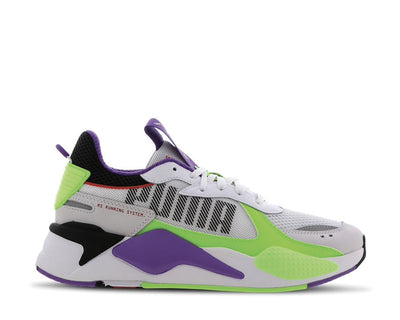 Puma RS-X Bold White / Green Gecko / Royal Lilac 372715 02