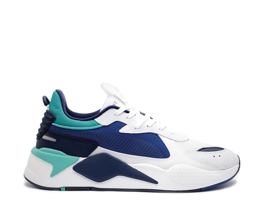 Puma RS-X Hard Drive White - Galaxy Blue 369818 02