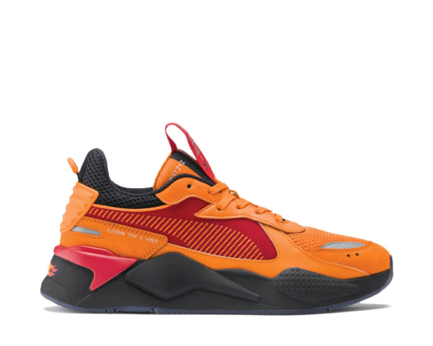 Puma RS-X Hot Wheels Vibrant Orange 370403 01