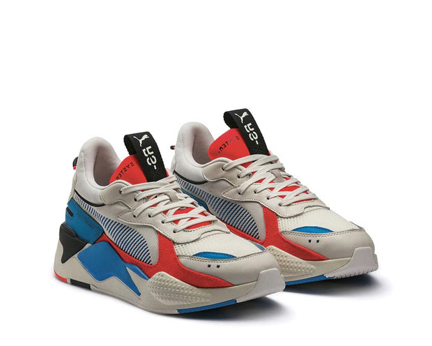 Puma RS-X Reinvention Whisper White Red Blast 369579 01