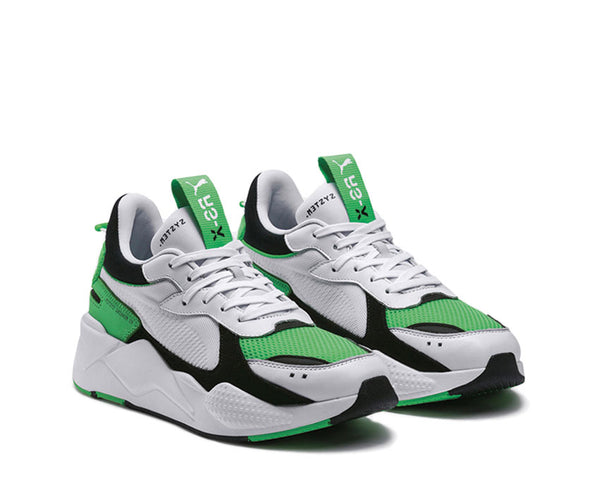 new products 0ec2d 6c044 Puma RS-X Reinvention Green 369579 05 - Buy Online - NOIRFONCE