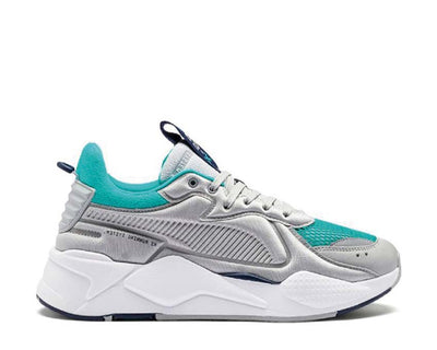 Puma RS-X Softcase White Turquoise 369819 04