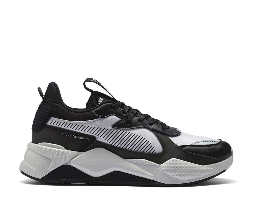 Puma RS-X Tech Black Vaporous Gray Puma 369329 01