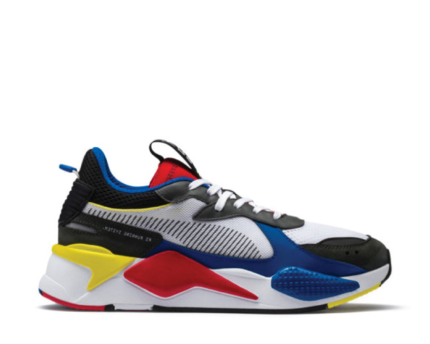 Puma RS-X TOYS White Royal 369449-02