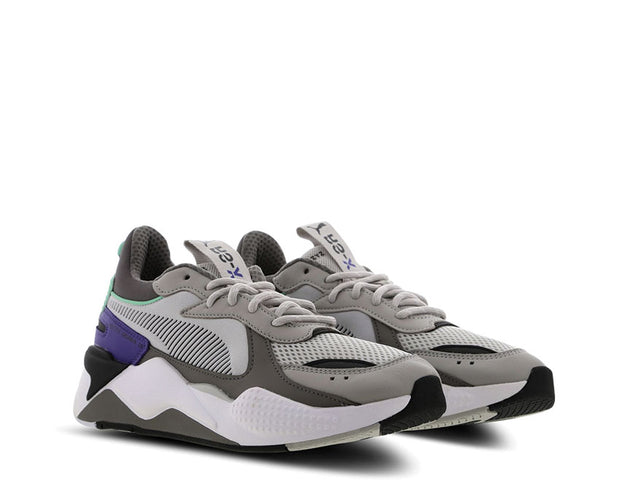 Puma RS-X TRACKS Gray Violet / Charcoal Gray 369332 01