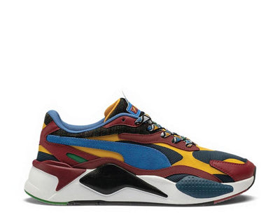 Puma RS-X3 MIX Dark Denim - Burnt Russet 373183 01