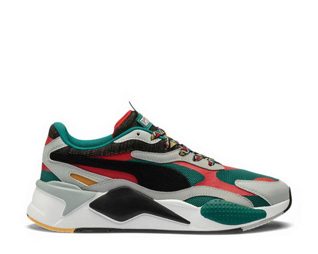 Buy the Puma RS-X3 MIX Teal Green - Black 373183 02