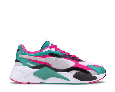 Puma RS-X3 Plastic White / Fluo Pink 371569 04