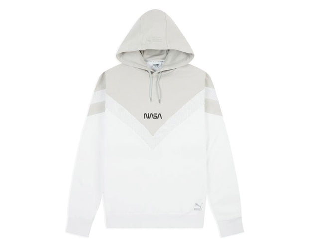 Puma X Space Agency Hoody White 597135 02