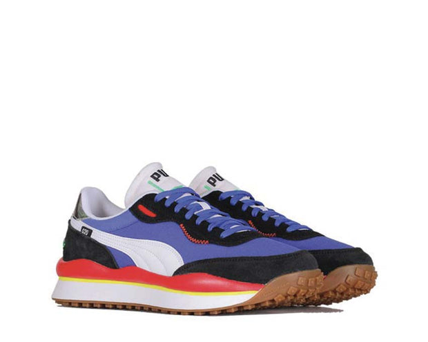 Puma Style Rider Play On Dazzling Blue 371150 01